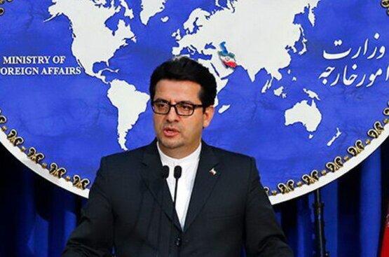واکنش وزارت امور خارجه به نشست ۵ کشور در مورد سقوط هواپیمای اوکراینی