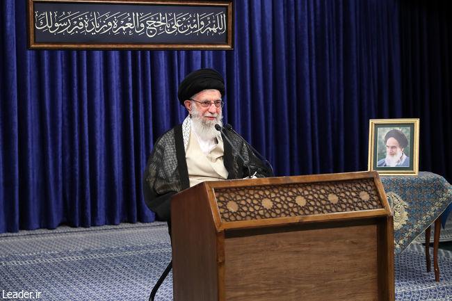 , مقام معظم رهبری: پیرمرد آمریکایی، از مذاکره با ایران، سود میبرد/اگر جریان تحریف شکست بخورد، قطعاً جریان تحریم هم شکست خواهد خورد, رسا نشر - خبر روز