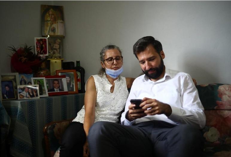 در خانواده گمشدگان انفجار بیروت