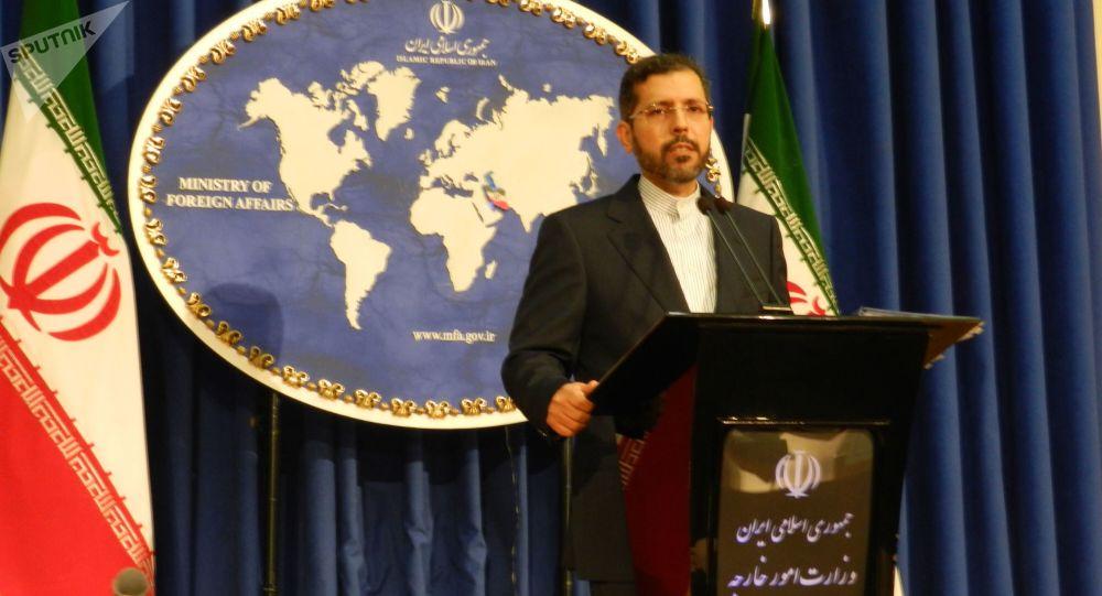 انتقاد تهران از دخالت برخی از کشورهای اروپایی در امور داخلی ایران|خبر فوری