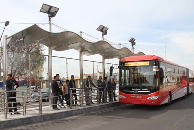 بازداشت جیب بر اتوبوس BRT|خبر فوری