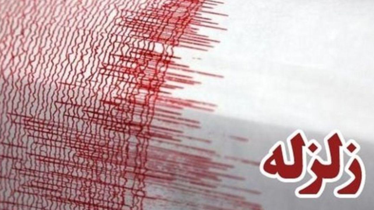 زلزله ۵.۲ ریشتری حوالی مراوه تپه استان گلستان|خبر فوری
