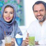 عاشقانه فریبا نادری برای تولد همسرش|خبر فوری