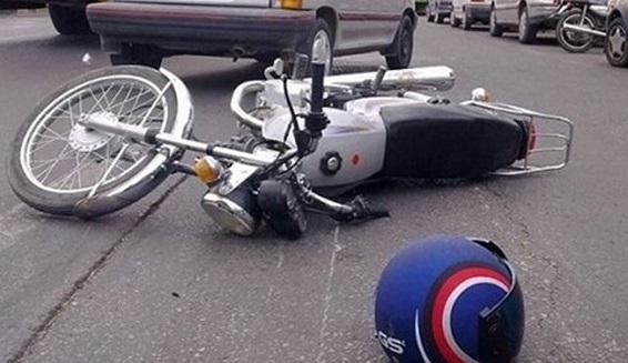 فوت راکب موتور سیکلت در راور خبر فوری
