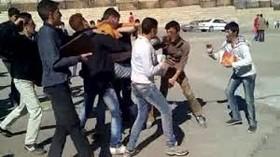 نزاع دسته جمعی در گرگان/ ۱۰ نفر مصدوم شدند|خبر فوری