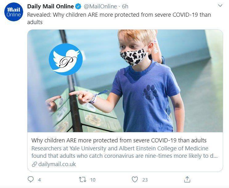 چرا بدن کودکان بیشتر از بزرگسالان در برابر کروناویروس مقاوم است؟|خبر فوری