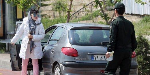 چرا پیامک اخطار بیحجابی به رانندگان ارسال میشود؟|خبر فوری