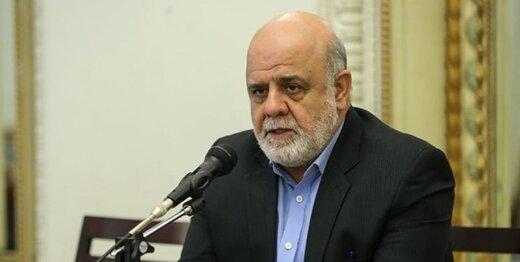 جزئیات ترور سردار سلیمانی از زبان سفیر ایران در بغداد