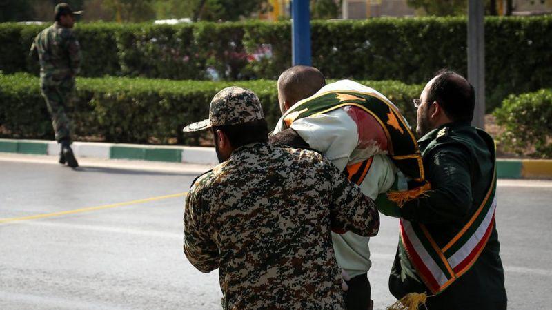 حکم بدوی پرونده حادثه تروریستی رژه خونین اهواز صادر شد
