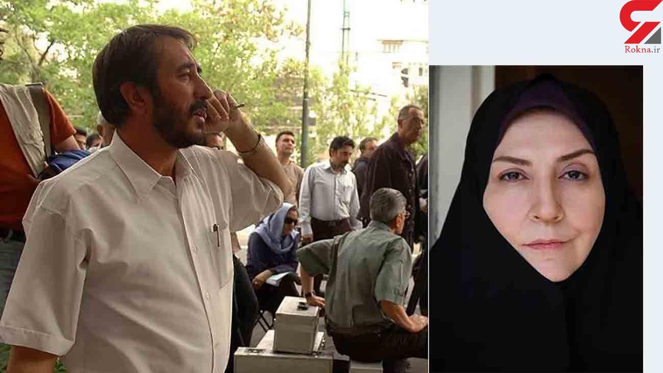 اعتراف کریم آتشی کارگردان سینما به قتل همسایه / مرجانه گلچین همسر سابق کریم آتشی است + عکس