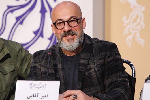 امیر آقایی، اولین بازیگر فیلم تازه مسعود کیمیایی|خبر فوری