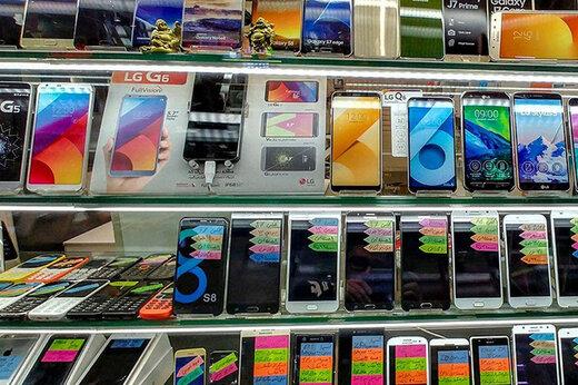 انواع گوشی موبایل ال جی در بازار چند؟|خبر فوری
