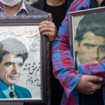 اکران تصاویر استاد شجریان در شهر تهران|خبر فوری