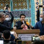 بازیگران سینما در مراسم تشییع استاد شجریان در بهشت زهرا/ عکس|خبر فوری
