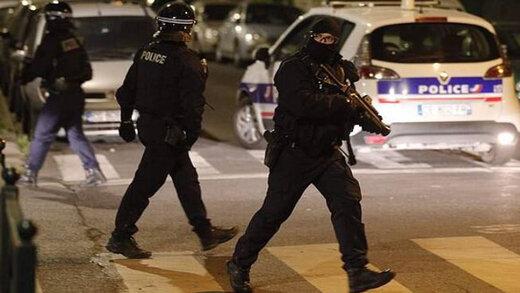 حمله وحشیانه پلیس فرانسه به رستورانها و کافهها