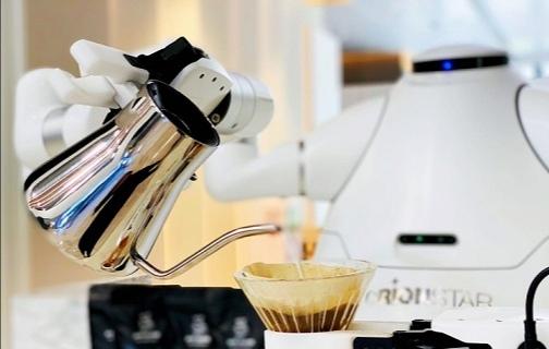 حرفهایترین ربات قهوه چی جهان معرفی شد/ عکس|خبر فوری