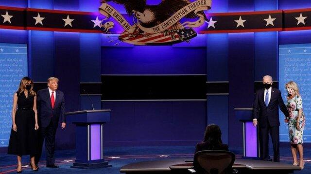 مناظره, سی ان ان بایدن را برنده آخرین مناظره اعلام کرد, رسا نشر - خبر روز