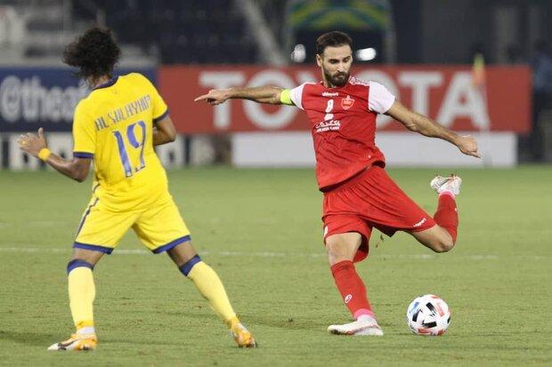 شکایت باشگاه النصر از پرسپولیس در کمیته استیناف رد شد؟|خبر فوری