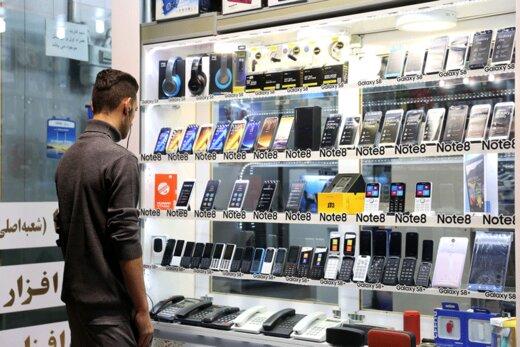 قیمتهای نجومی در بازار گوشی تلفن همراه|خبر فوری