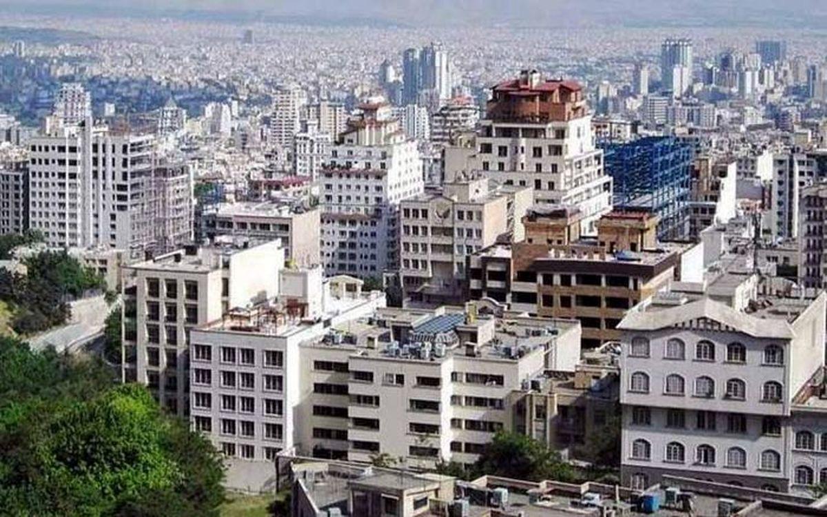 قیمت آپارتمانهای ۱۰۰ متر به بالا در پایتخت