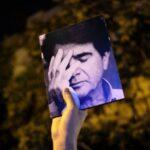 لحظات وداع با صدای ایران / پیکر پاک خسرو آواز ایران در آرامگاه ابدی آرام گرفت