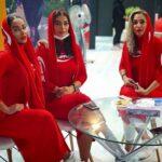 ماجرای استایل جنجالی دختران بدنساز ایرانی در یک نمایشگاه/ عکس|خبر فوری