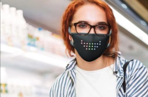 ماسک صورت هوشمند هم عرضه شد|خبر فوری