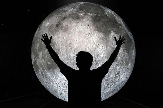 ماه را از نزدیک ببینید!|خبر فوری