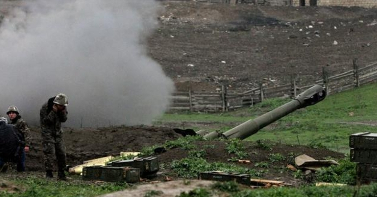مخالفت ارمنستان و آذربایجان با آتشبس|خبر فوری