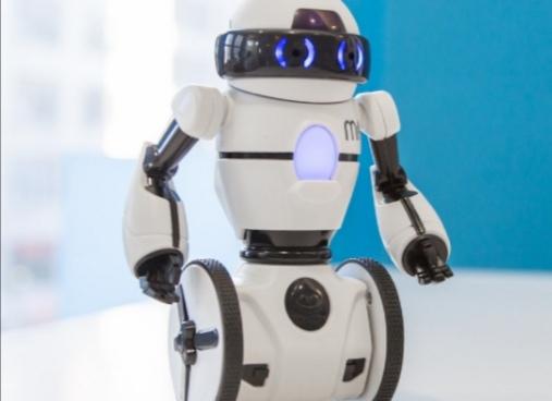 مینی ربات خدمتکار/ تصاویر خبر فوری