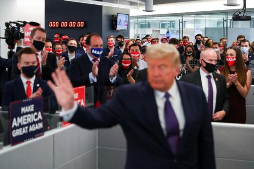 آیا ترامپ میتواند با شکایت قدرتش را پس بگیرد؟