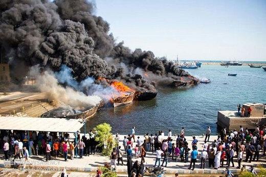 ببینید   بمبهای ساعتی در اسکلههای بوشهر