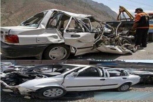 تلفات تصادفات, تلفات تصادفات در شش ماهه اول کم شد, رسا نشر - خبر روز