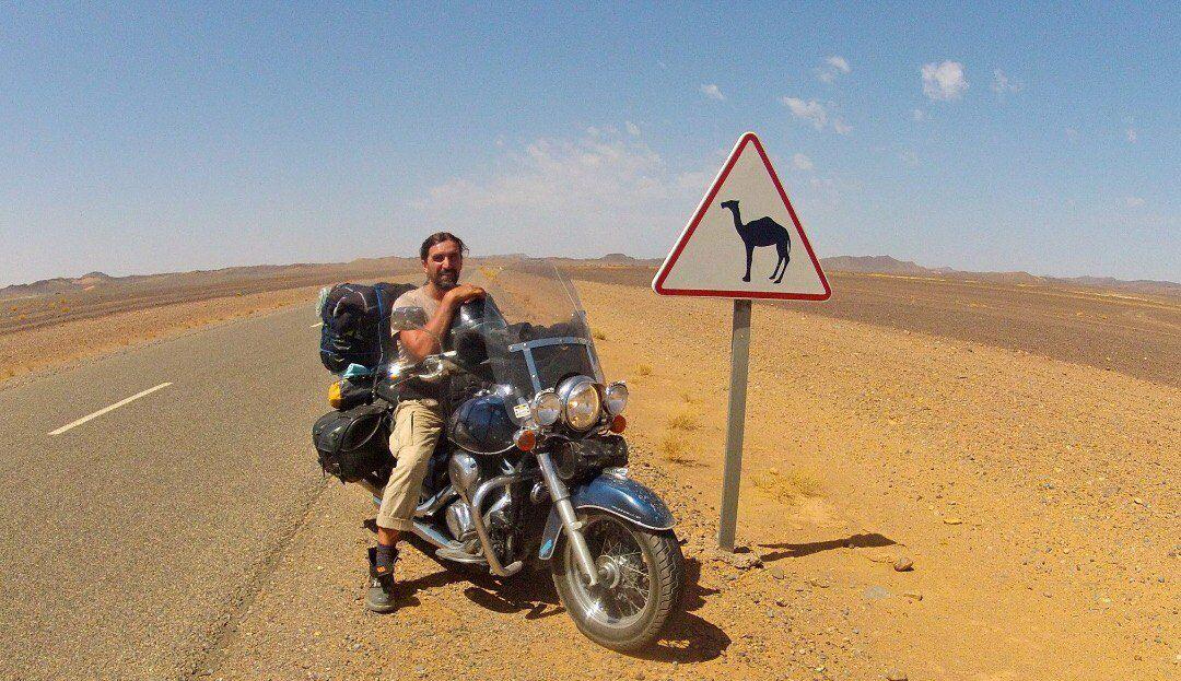 , سفرنامه ایرانگردی با موتورسیکلت, رسا نشر - خبر روز