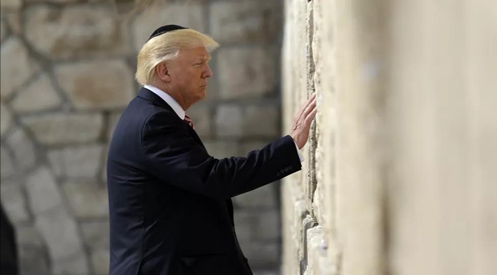 صهیونیستها برای پیروزی ترامپ نماز خواندند|خبر فوری