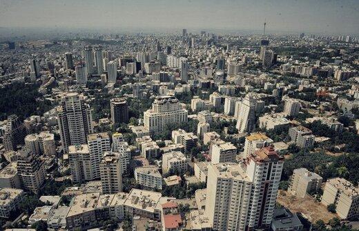 قیمت آپارتمان 10تا 15سال ساخت در نقاط مختلف تهران|خبر فوری