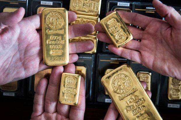 قیمت جهانی طلا تقویت شد / افت دلار به پایینترین سطح ۲.۵ ماهه|خبر فوری