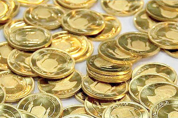 قیمت سکه, قیمت سکه به ۱۱ میلیون و ۷۰۰ هزار تومان رسید, رسا نشر - خبر روز