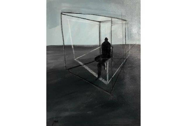 , نقاشی یک هنرمند ایرانی در موزه CICA کره جنوبی قرار گرفت, رسا نشر - خبر روز