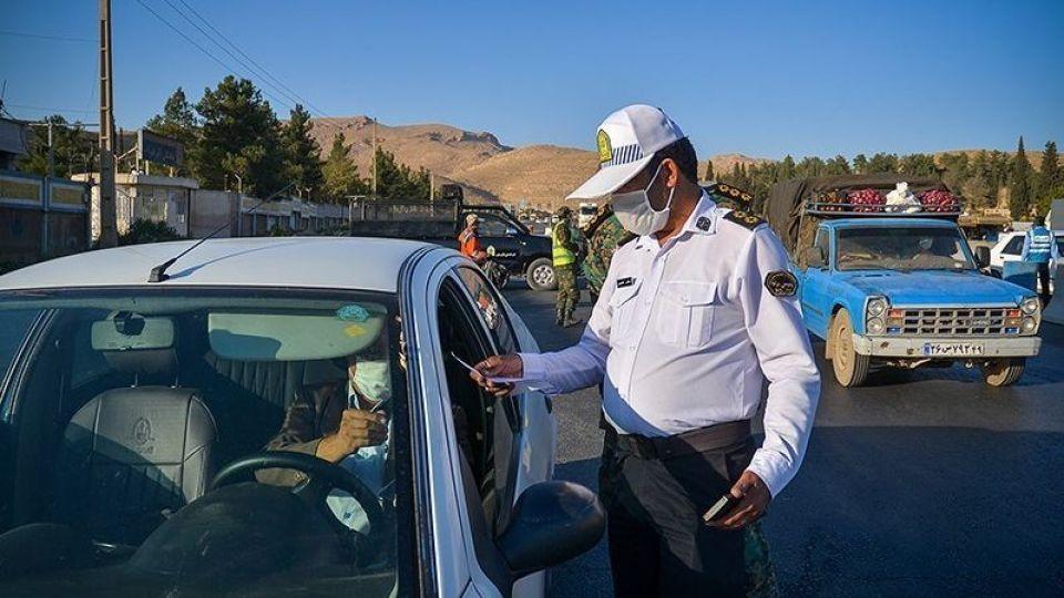 جریمه خودرو, ۱۸ هزار خودرو جریمه کرونایی شدند, رسا نشر - خبر روز