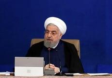روحانی: نمیگذاریم کسانی پایان تحریم را به تاخیر بیاندازند/ مخالفان دولت با مخالفان جمهوریاسلامی همسو شدهاند/برجام بیعیب نیست، بی نقص خداست