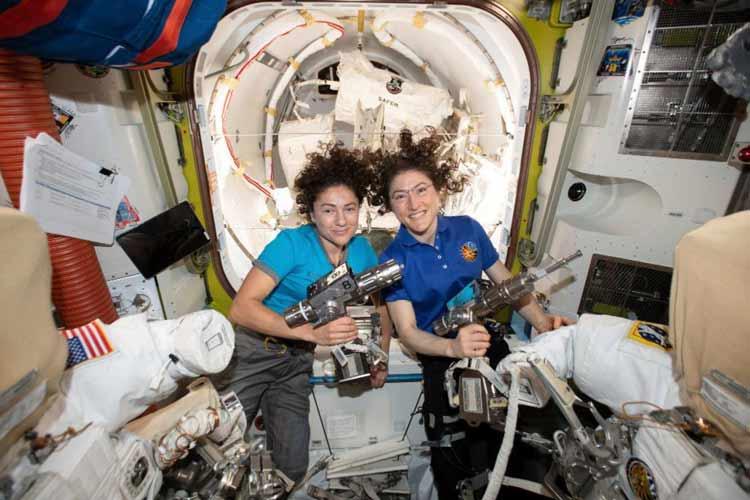 نخستین زنی که قدم روی ماه میگذارد، یکی از این فضانوردان ناسا خواهد بود|خبر فوری