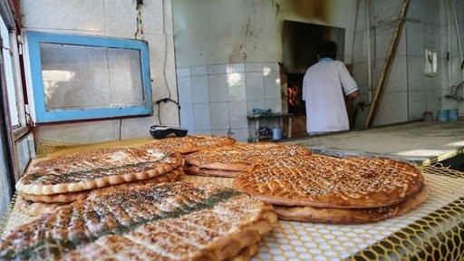 پلمپ نانوایی, حرکات زننده شاگرد نانوا، نانوایی را پلمپ کرد, رسا نشر - خبر روز
