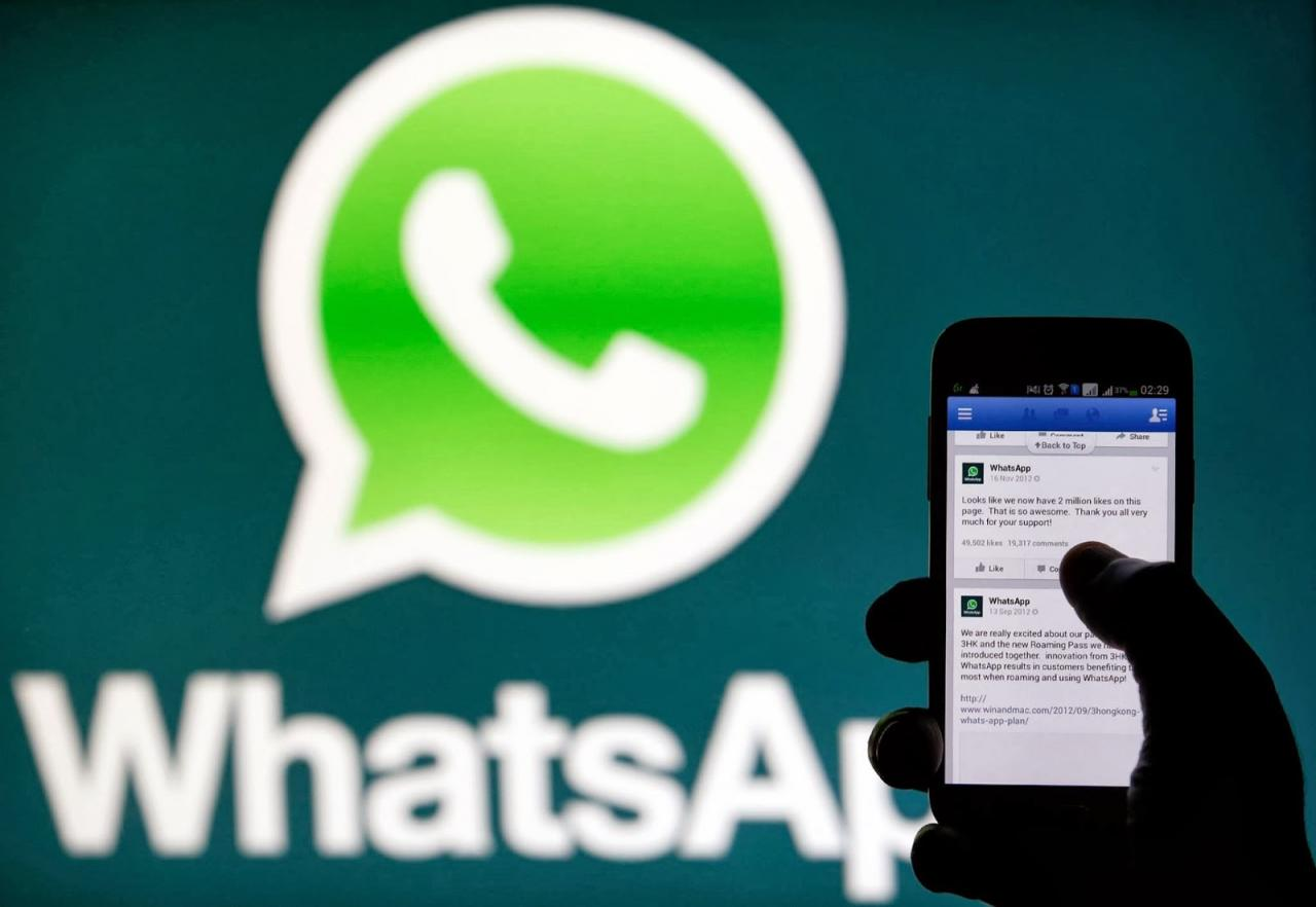 واتساپ, واتساپ عقبنشینی کرد, رسا نشر - خبر روز