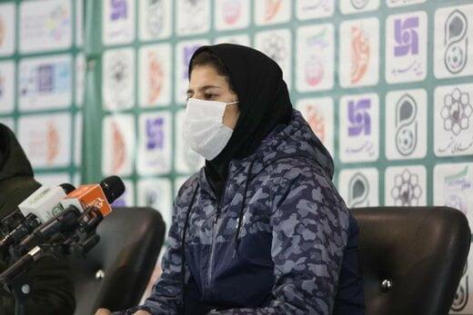 یک اتفاق جذاب در لیگ برتر زنان /عکس|خبر فوری