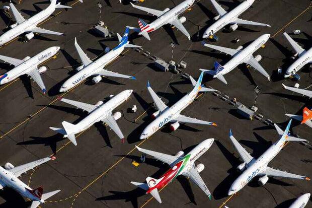 بدترین سقوط تاریخ مسافرت هوایی به علت پاندمی کرونا|خبر فوری