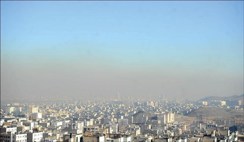 جوی پایدار همراه با افزایش غلظت آلایندهها تا پنجشنبه خبر فوری