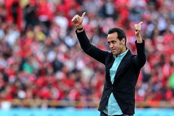 علی کریمی, شرط علی کریمی برای انصراف از انتخابات فدراسیون فوتبال, رسا نشر - خبر روز