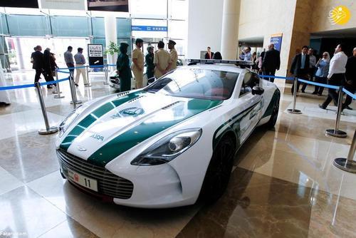 پلیس دبی, ابرخودروهای خیره کننده پلیس دبی/ تصاویر, رسا نشر - خبر روز