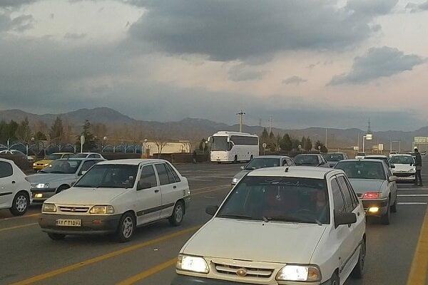 , افزایش حجم تردد در هراز و فیروزکوه, رسا نشر - خبر روز